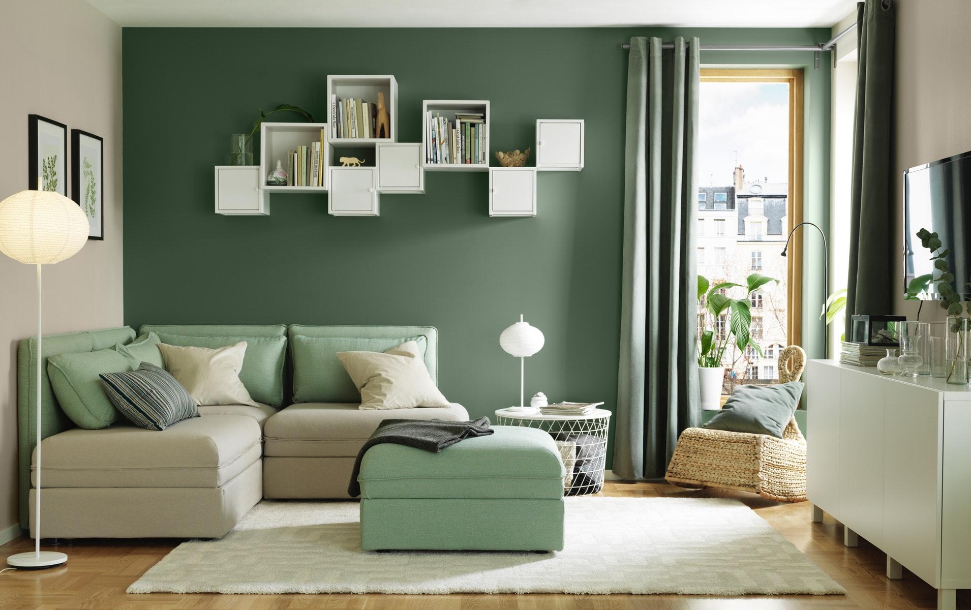 Tips Ide Dekorasi Ruang Tamu Minimalis Untuk Rumah Kecil | IKEA Indonesia