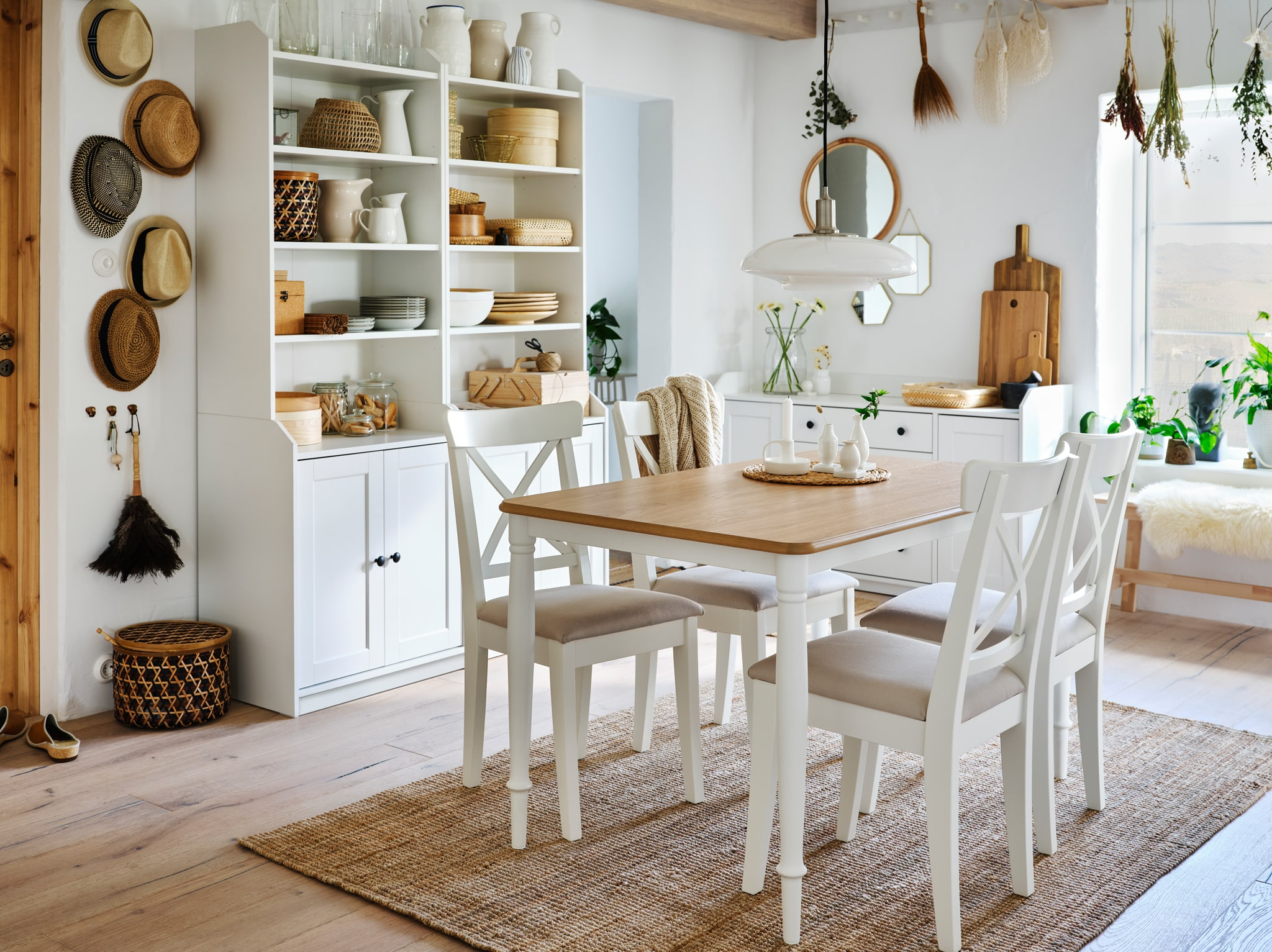 Dining Furniture Dining Tables Chairs Ikea Indonesia